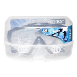 8 Bulk Silicone Aqua Mask - Intex Silicone Aqua Pro Mask Ages 14 And up