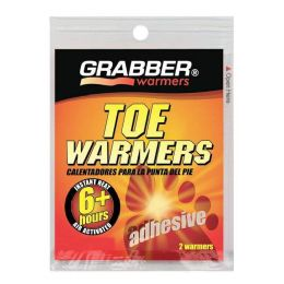 72 Bulk Toe Warmers 1 Pair