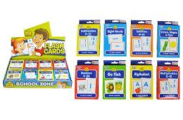 48 Bulk Flash Cards (assorted)