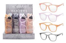 24 Bulk Modern Reading Glasses