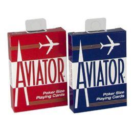 48 Bulk Aviator Playing Cards
