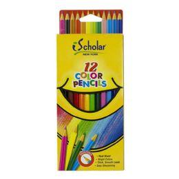 48 Bulk Color Pencils Box Of 12