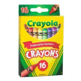 72 Bulk Crayola Crayons Box Of 16