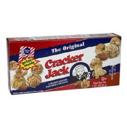 100 Bulk Cracker Jack - Pack Of 2 -1 Oz. Box