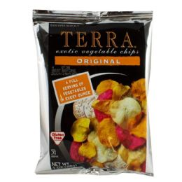 72 Bulk Vegetable Chips - Terra Original Vegetable Chips 1Oz