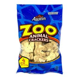 180 Bulk Animal Crackers - Zoo Animal Crackers 2 oz.