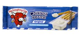 100 Bulk Breadstick - Laughing Cow Dippers With Breadstick 1.23 oz.
