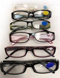 100 Bulk Assorted Fashion Reading Glasses Readers