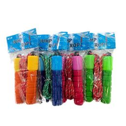 72 Bulk 8' Jump Rope with Padded Handles