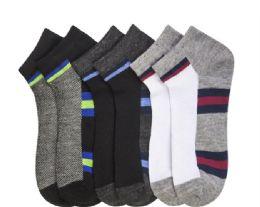 432 Bulk Youth Spandex Ankle Socks Size 9-11