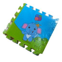 12 Bulk 8pc Foam Puzzle Mat [animal]