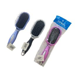 "72 Bulk 9"" Hair Brush [rounded Top] *wide"