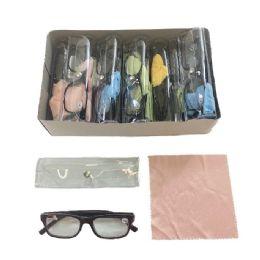 72 Bulk Reading Glasses With Case
