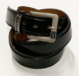 48 Bulk Mens Belts Jeans Assorted Color