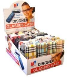 72 Bulk Reading Glasses Cases In Display