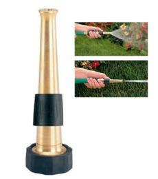 24 Bulk Orbit 5 Inch Brass Sweeper Nozzle