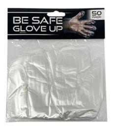 288 Bulk 50 Piece Disposable Ppe Gloves