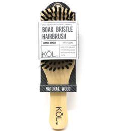 48 Bulk Boar Bristle Wood Brush Kol
