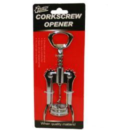 48 Bulk Metal Corkscrew Opener