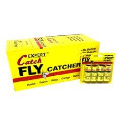 96 Bulk 4 Piece Fly Tape Traps