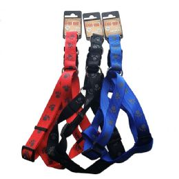 24 Bulk Harness Paws Large Size Assorted