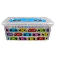 48 Bulk Printed Storage Box Rectangle
