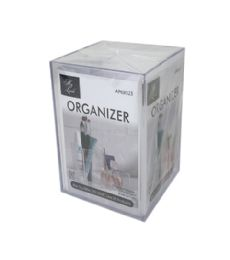 96 Bulk Plastic Clear Organizer
