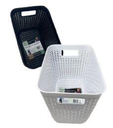 72 Bulk Plastic Basket Rectangle Deep