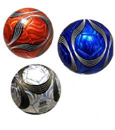 15 Bulk Laser Soccer Ball 9 Inch