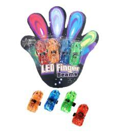 96 Bulk 4 Piece Car Finger Light