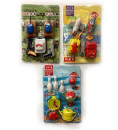 120 Bulk Mini Eraser Boy Style