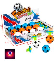 48 Bulk Flashing Soccer Ball Top