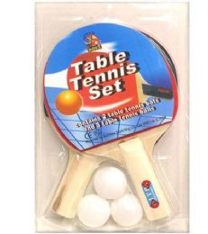 24 Bulk Table Tennis Set