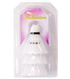144 Bulk 3 Pack Badminton