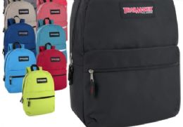 24 Bulk Trailmaker Classic 17 Inch Backpack