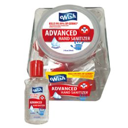 72 Bulk 2oz Hand Sanitizer