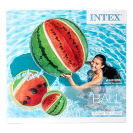 12 Bulk Jumbo Inflatable Watermelon Ball