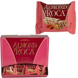 90 Bulk Almond Roca 3 Pc In 90 Ct Shipper 1.2 Oz # 0741