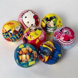 65 Bulk Mini Playball Asst Licensed