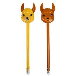 24 Bulk Llama Pens With Display