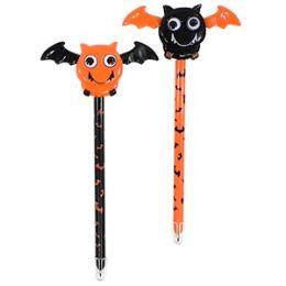 24 Bulk Crazy Bat Pens Pens With Display