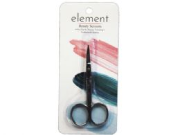 72 Bulk Element Professional Quality Fine Tip Beauty Scissors