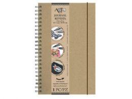 36 Bulk ArT-C 5 Inx 8 In Spiralbound Journal In Neutral