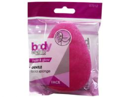 108 Bulk Body Benefits By Body Image Polish And Glow Gentle Facial Sponge