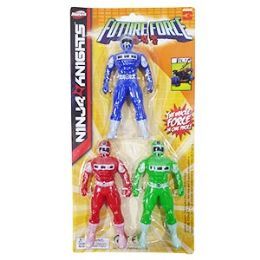 36 Bulk Future Force Ninja Knights - 3 Piece Set