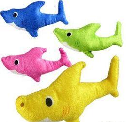 "48 Bulk 6.5"" Mini Plush Sharks"
