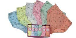 48 Bulk Ladies' Cotton Panty