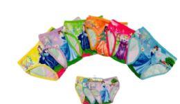 216 Bulk Girl's Nylon Panty