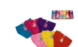 216 Bulk Girl's Cotton Panty