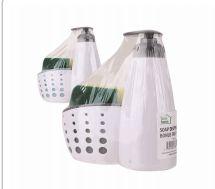 24 Bulk Ideal Home Soap Dispenser Caddy With Sponge